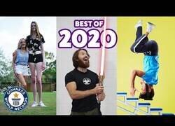 Enlace a Los mejores Records Guiness que se batieron en 2020