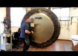 Enlace a Creando sinfonías con un gong