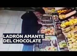 Enlace a Un ladrón roba hasta 125 huevos de chocolate de un supermercado