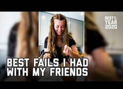 Enlace a Los fails se llevan mejor junto con amigos