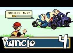 Enlace a Pokémon Rancio: el choque de Snorlax