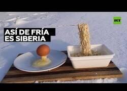 Enlace a Fenómenos que solo suceden en la fría Siberia