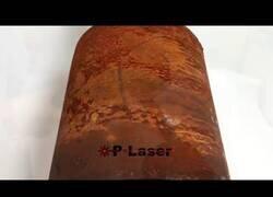 Enlace a Así se limpia el óxido vía laser