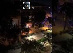 Enlace a Persecución en Viladecans con disparos incluidos por parte de la policía