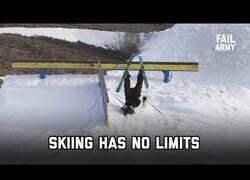 Enlace a Esquiar también tiene sus inconvenientes