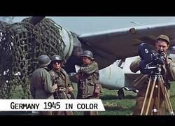Enlace a Imágenes restauradas de Alemania en 1945, tras la Segunda Guerra Mundial