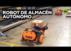 Enlace a Fabrican el robot de almacén definitivo