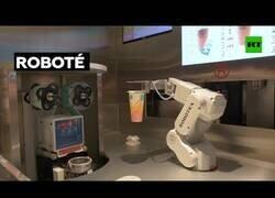 Enlace a Así es un té servido por robots en Hong Kong