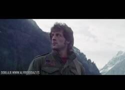 Enlace a Rambo visita Sierra Nevada