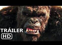 Enlace a El trailer de la nueva película Godzilla vs Kong
