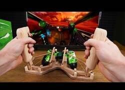 Enlace a Fabricando un Joystick doble para jugar PS4