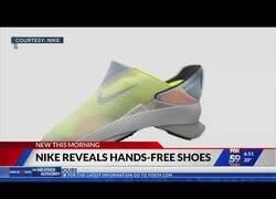 Enlace a Nike fabrica unas zapatillas que te puedes quitar y poner sin usar las manos
