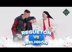 Enlace a Personas religiosas se enfrentan de cara con el Reguetón