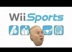 Enlace a Un resplandor y hace... ¡Wii Sports!