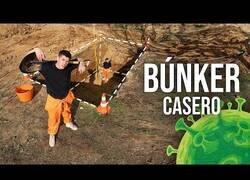Enlace a Excavando un búnker casero