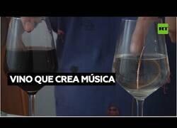 Enlace a Creando música con vino