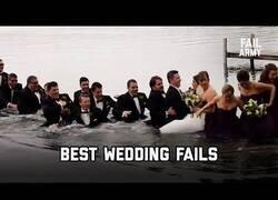 Enlace a Las bodas en las que todo sale bien no tienen gracia
