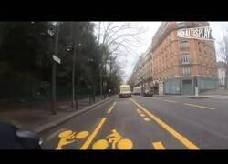 Enlace a El peor carril bici del mundo
