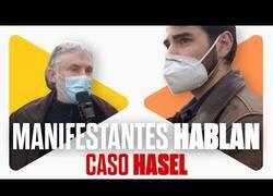 Enlace a Dejando en evidencia a algunos manifestantes en los disturbios por Pablo Hasél