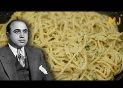 Enlace a Así se cocinan los Espagettis favoritos de Al Capone
