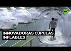 Enlace a Cúpulas de aislamiento inflables para luchar contra la covid-19