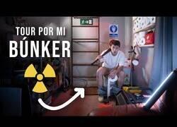 Enlace a Así es un bunker casero por dentro