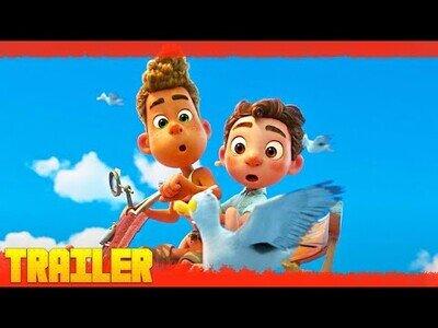 Así es el trailer de Luca, la nueva película de Disney Pixar