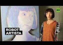 Enlace a El robot capaz de crear arte