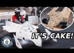 Enlace a El coche comestible más rápido del mundo