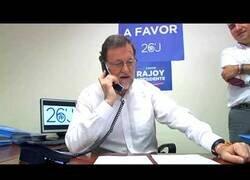 Enlace a Mariano Rajoy llama al Dandy de Barcelona