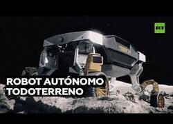 Enlace a TIGER, el nuevo robot todoterreno capaz de llevar cualquier cosa a cualquier parte