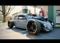 Enlace a Construyendo un coche de Hot Wheels a partir de VW Escarabajo