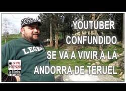 Enlace a Un youtuber se va a vivir a la Andorra de Teruel por error