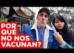 Enlace a Así va la vacunación en China