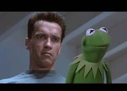 Enlace a Si Barrio Sésamo hubiera hecho un cameo en Terminator