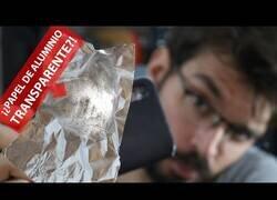 Enlace a ¿Existen metales transparentes?