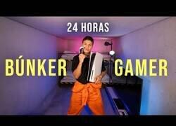 Enlace a 24 horas encerrado en un búnker gamer