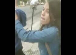 Enlace a El vídeo viral de la novia tóxica que se da cabezazos contra una persiana