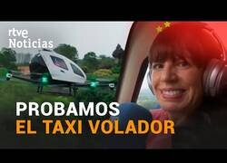 Enlace a Probando los Taxis Voladores sin piloto en China