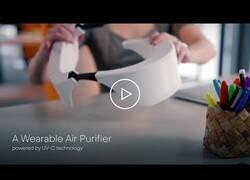 Enlace a Fabrican un purificador de aire que podría ser el sustituto de las mascarillas