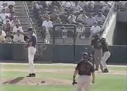 Enlace a El día que el béisbol mató a una paloma