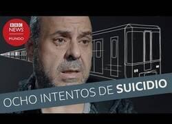 Enlace a Así se siente el hombre que presenció 8 suicidios en su puesto de trabajo