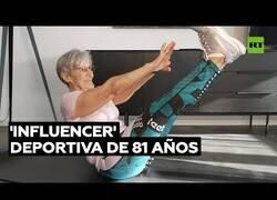 Enlace a La influencer deportiva de 81 años