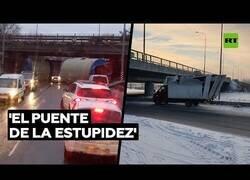 Enlace a El puente que provoca más accidentes del mundo