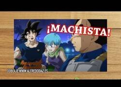 Enlace a Cancelan Dragon Ball por machista