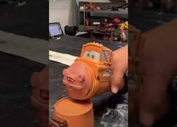 Enlace a Un juguete para aquellos que tienen fantasías sexuales con Mate de Cars