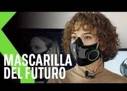 Enlace a Project Hazel, la mascarilla del futuro