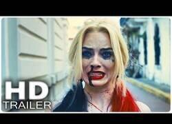 Enlace a El Trailer oficial de El Escuadrón Suicida
