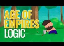 Enlace a La lógica del Age of Empires
