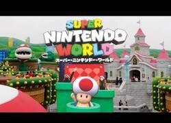 Enlace a Así es el parque de atracciones ambientado en el mundo de Super Mario